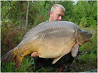 Our thanks to Steve Briggs for compiling this list of the worlds biggest carp.